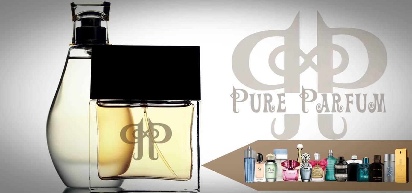 List Parfum Pure Perfume Parfum Refill Parfum Isi Ulang